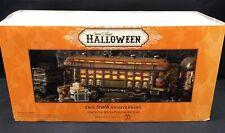 Dept. 56 Halloween 10th Anniversary Haunted Rails Passenger Car Open Box