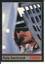 DALE EARNHARDT 1991 TRAKS #190A ERROR CARD