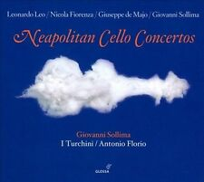 Neapolitan Cello Concerto, New Music