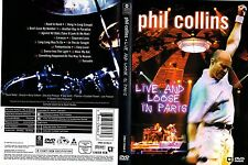 PHIL COLLINS - Live and loose in Paris 1997 - 1 DVD