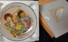 Vtg Avon Mothers Day Plate 1984 Love Comes In All Sizes-New In Box-Free Shipping