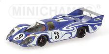 1/43 PORSCHE 917 L Martini Racing Le Mans 1970 pratique Larrousse/Kauhsen