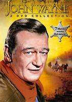 John Wayne Collection (DVD, 2011, 2-Disc Set) Free Shipping