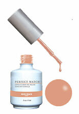LeChat Perfect Match Gel Color Polish Nude Beach -  PMS177 (Duo Kit)