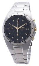 Seiko Titanium Two-tone Chronograph SND451 SND451P1 SND451P Men's Watch
