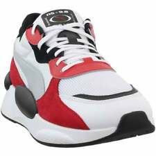 Puma RS 9.8 Space Sneakers Casual    - White - Mens