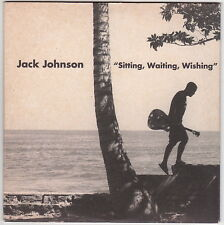 Jack Johnson - Sitting Waiting Wishing - CD (3 x Track Card Sleeve Australia)