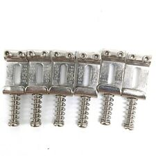 6 Roller Bridge Pull String Code Electric Guitar Saddle for Stratocaster Te S8m5
