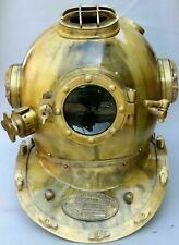 OLD Diving Helmet US Navy Mark V Deep Sea vintage diving helmet ready to export