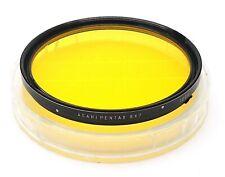 Asahi Pentax 6x7 Y48 100mm Yellow Filter, Cased - UK Dealer
