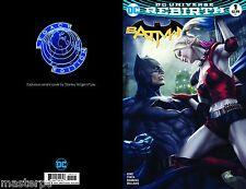 Batman #1 Legacy Edition Artgerm Color Variant DC Rebirth