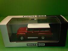 Chevrolet Amazona 1963 Whitebox 1:43 limitiert 1000 Modellauto Modellfahrzeug