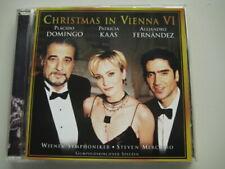 CD CHRISTMAS IN VIENNA VI  21 Tracks  Neuwertig Placido Domingo  Patricia Kaas