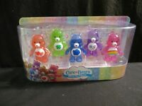 Care Bears 5 pack Glitter fun Just Play figures
