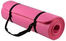 Yoga Mat Workout Exercise Gym Fitness Pilates Meditation Anti Slip Durable