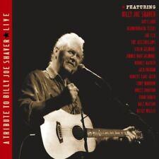 Shaver, Billy Joe tribute-Live Guy Clark Joe Ely Dale watson CD NEUF