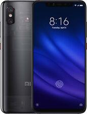 XIAOMI Mi 8 Pro 128gb Trasparente Nero Smartphone condizioni-molto bene