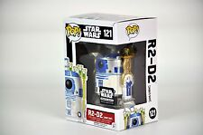 Funko Pop! STAR WARS R2-D2 Jabba's Skiff SMUGGLERS BOUNTY Exclusive Droid #121