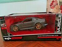 MAISTO 2014 Ford Mustang Street Racer.....1:24 DieCast