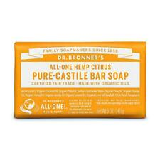 💚 Dr. Bronner Organic Citrus Pure-Castile Bar Soap 140g