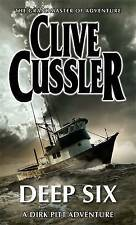 Deep Six by Clive Cussler (Paperback) New Book