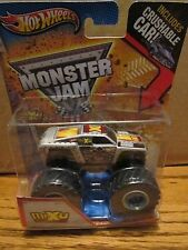 MAXIMUM DESTRUCTION MAXO Monster jam Hot Wheels'12 Rare Includes CRUSHABLE CAR!