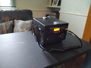 CB Homebase radio with mic
