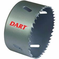 "DAH114 - Dart Bi-Metal HSS Holesaw  - Wood, Plastics + Metal -  114mm / 4 1/2"""