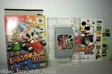MICKEY NO RACING CHALLENGE USA GIOCO USATO NINTENDO 64 N64 ED JAPAN NTSC/J 37488