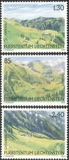 Liechtenstein 2006 Alpine Pastures/Farming/Nature/Mountains/Tourism 3v (n42663)