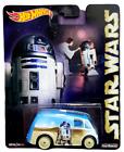 2015 Hot Wheels Star Wars Quick D-Livery Van Real Riders