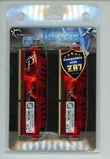 G.Skill RipjawsX 8GB (2 x 4GB) DDR3 1600MHz Desktop Memory Kit - New