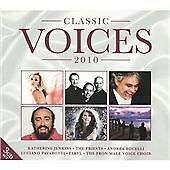 Classic Voices 2010, Charlotte Church, Only Men Aloud, Very Good Box set