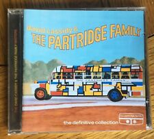 David Cassidy & The Partridge Family - The Definitive Collection CD Arista