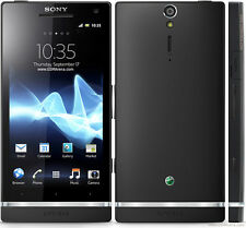 New Original Sony Xperia S LT26i 32GB Black (Unlocked) Android Smartphone 12MP