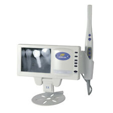Super Cam Corded Dental X-ray Film Reader M-169 with 5-inch LCD+Intraoral Camera