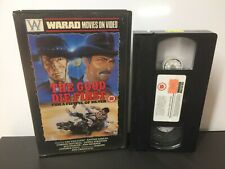 The Good Die First -  EX Rental - Big Box - VHS Tape