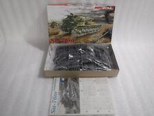 Vintage Malan Dml 1/35, SU-75M Tanque Modelo Kit, Raro
