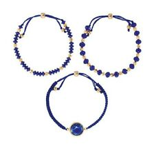 Avon Lovely Layers Bracelet Set Blue with FREE SHIPPING!!