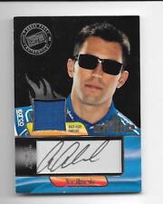 2012 Press Pass Ignite - ARIC ALMIROLA - Race Worn Autograph Fire Suit - NASCAR