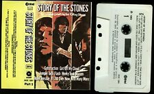 Rolling Stones Story Of The Stones Part 1 Spanish Cassette Tape