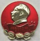 Chairman Mao Badge Take...Medicine & Hygiene to the Villages Yunnan Prov. Health