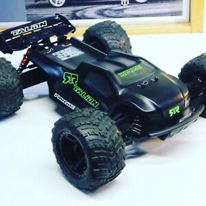 unbreakable body for rc model truggy 1:8 Team Associated and Mugen Bulldog