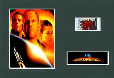 ARMAGEDDON - Mounted 35mm Movie Film Cell