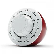 Prestige 57998 Upto 60 Minutes Batteryless Kitchen Timer Red Colour - New