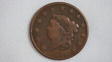 1827 Large Cent Coin - 1C