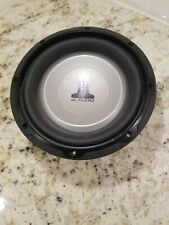 JL Audio 8W1v2-4 Series 8 in. 4-ohm Car Subwoofer Used Sub FOR REPAIR