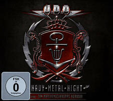 U.D.O.: Navy Metal Night (DVD, 2 CD/DVD)