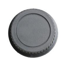 Rear Lens Cap Cover for Canon Rebel EOS EFS EF EF-S EF DSLR SLR Black SH L8 I4S2
