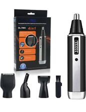 DALING RECHARGSBLE SHAVER HAIR CLIPPER NOSE TRIMMER EYEBROW TRIMMER 4 In 1